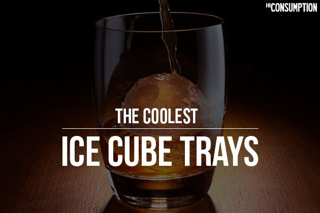 It's the summer season, and that means we will need plenty of ice cubes to beat the heat - but regular ice cubes are just so boring. With the amount of coo