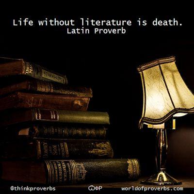 Latin Proverb