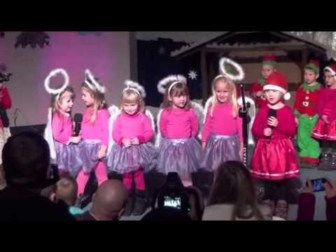 jasełka 2012 - Przedszkole Nutka - grupa Wiolinki