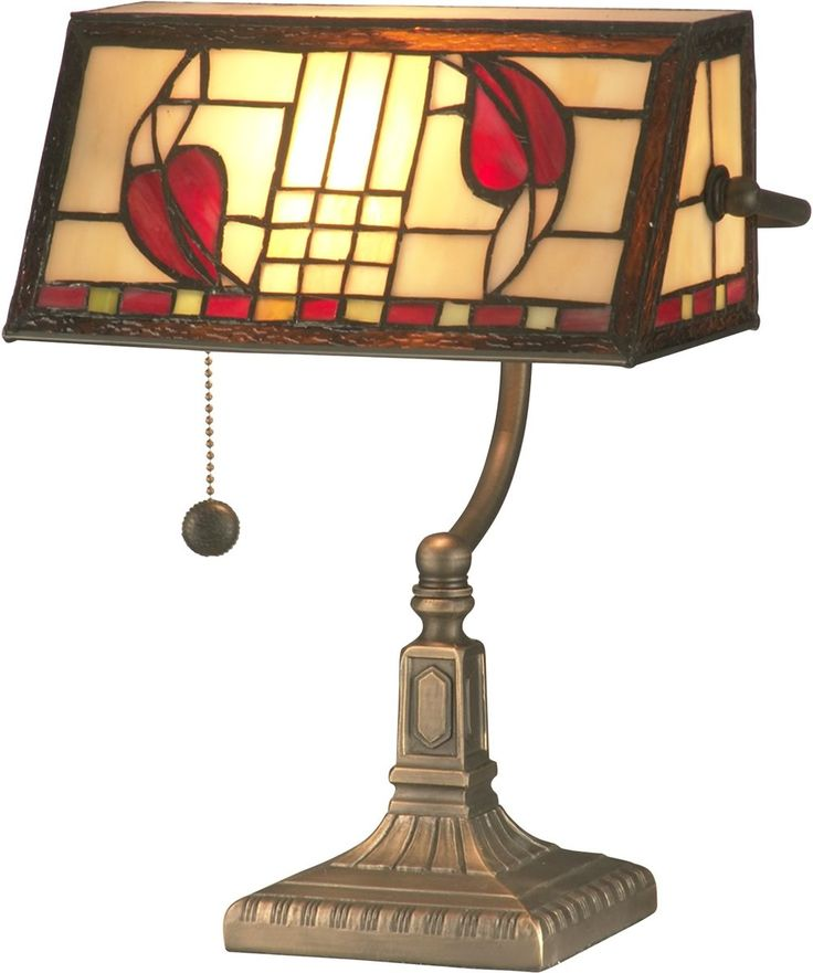 126 best Stained Glass Lamps images on Pinterest | Stained glass ...