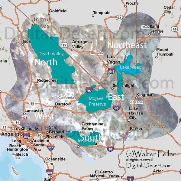 Mojave Desert Native Plants: Best 25+ Mojave Desert Map Ideas On Pinterest