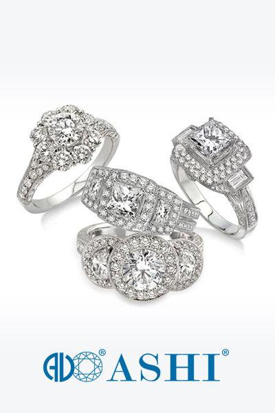 Ashi Diamond Engagement Rings