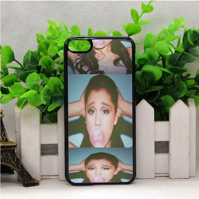 ARIANA GRANDE BUBLE GUM IPOD TOUCH 6