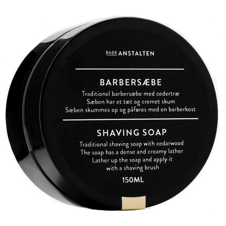 Shaving Soap - Cedarwood