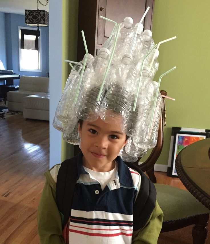 Happy Earth Day! Recycled Hat