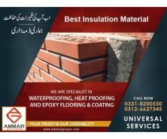 Best Heat Proofing Insulation Material
