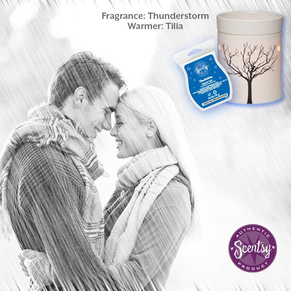 Dancing in a Thunderstorm with your love. #scentsyhoneymoon