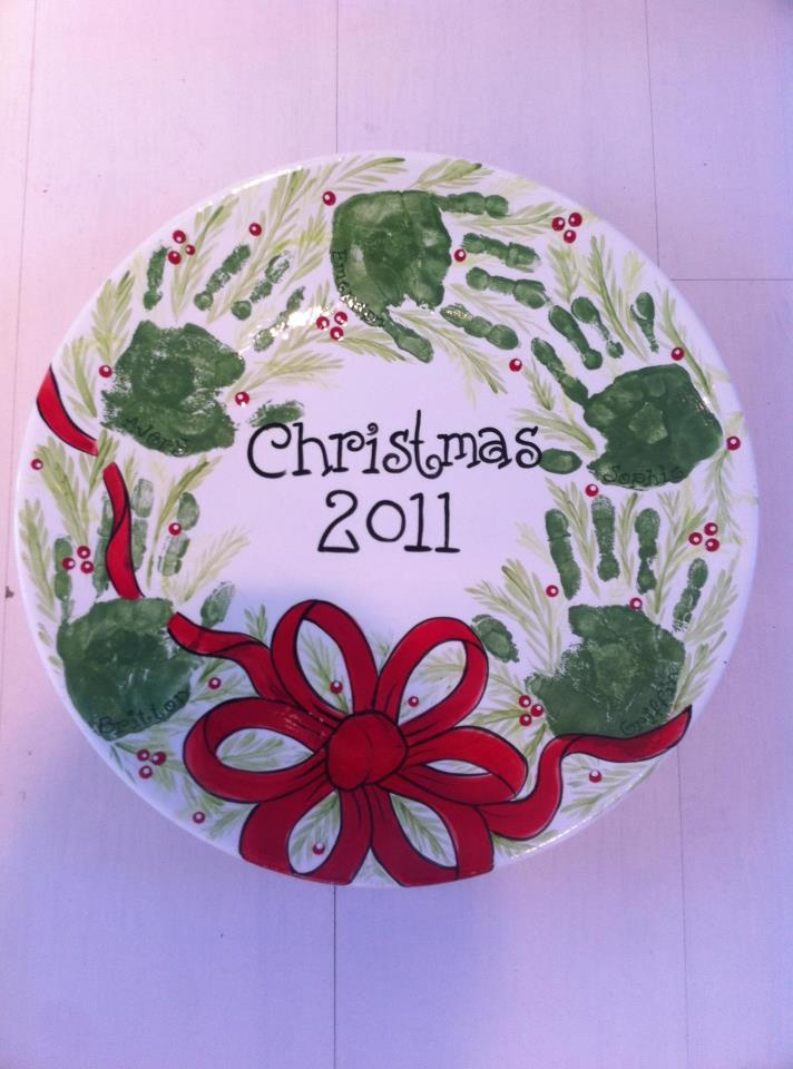 christmas crafts to make cool plate crafts 28773