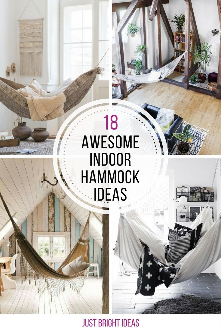 Loving These Awesome Indoor Hammock Ideas Thanks For Sharing Indoor Hammock Room Hammock Hammock In Bedroom