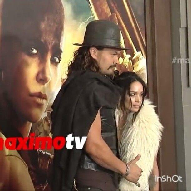 Lisa Bonet And Jason Momoa At The Mad Max Premiere: 1000+ Images About Jason Momoa On Pinterest