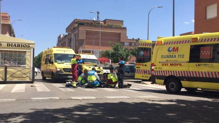 HOMICIDIOS    Un hombre de 81 años muere de un puñetazo en una discusión de tráfico    El supuesto autor se ha entregado a las cinco de la...