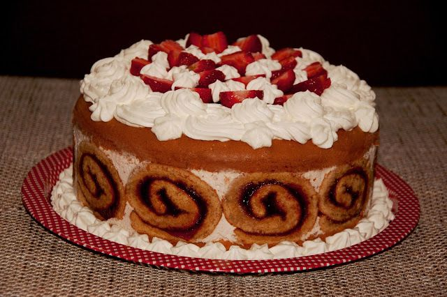 Epres charlotte torta