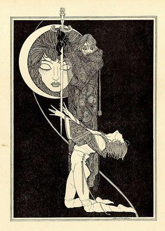 "Hamlet - The 1922 edition of Hamlet ""decorated"" by British artist John Austen (1886–1948)"