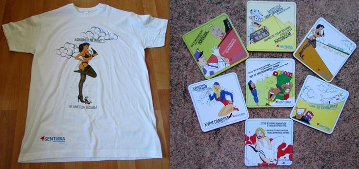Получила поощрительный приз на #Odcamp #Odessa #humour