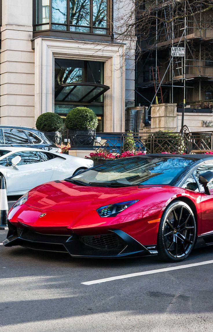 Lamborghini superveloce aventador via