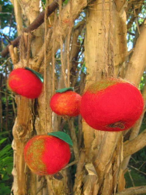 Uglesnurreri: Toving - eple