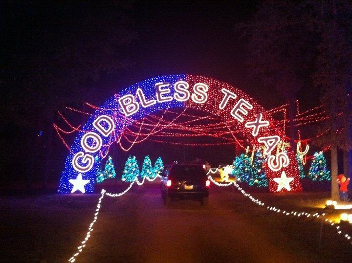 santas wonderland college station texas college station and texas - Christmas Lights College Station