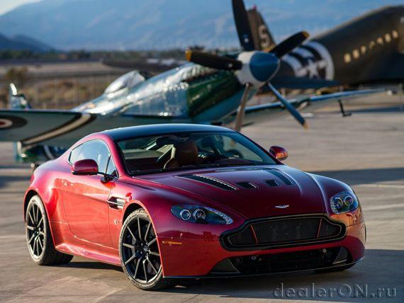 Aston Martin V12 Vantage S 2015 / Астон Мартин V12 Вантаж S