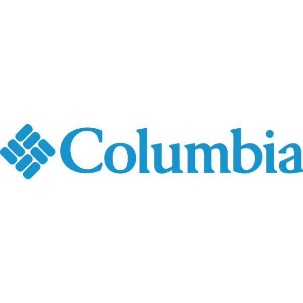 Columbia Sportswear Logo ❤ liked on Polyvore featuring art, logo and stickers