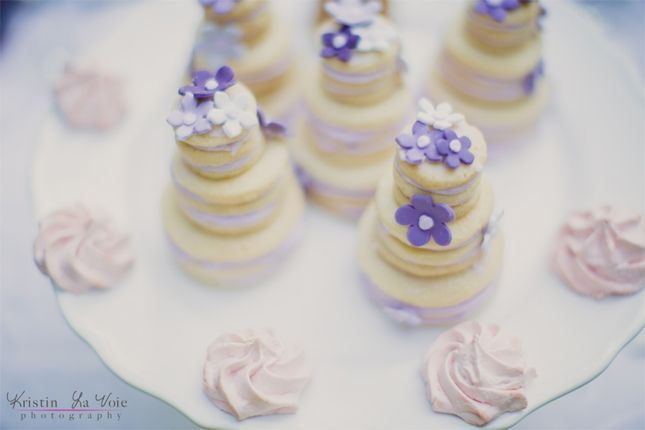 mini wedding cake cookies recipe best 25 purple desserts ideas on purple 17413