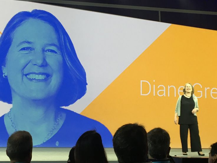 Google Cloud boss Diane Greene takes a veiled shot at Amazon's big cloud outage (GOOG GOOGL AMZN MSFT)