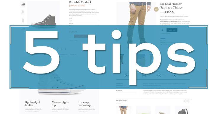 Αύξηση πωλήσεων e-shop : 5 tips