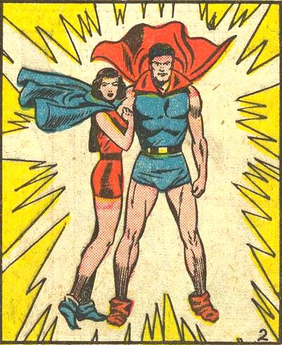 Image result for golden age comics doll man