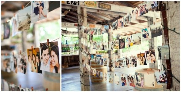 Best 25 Photo Clothesline Ideas On Pinterest Collage Of