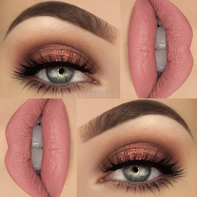 """""""Fling"""", """"Rose Gold"""", """"Bossy"""", """"Coco"""", """"Shy"""" and """"Moon Dust"""""""
