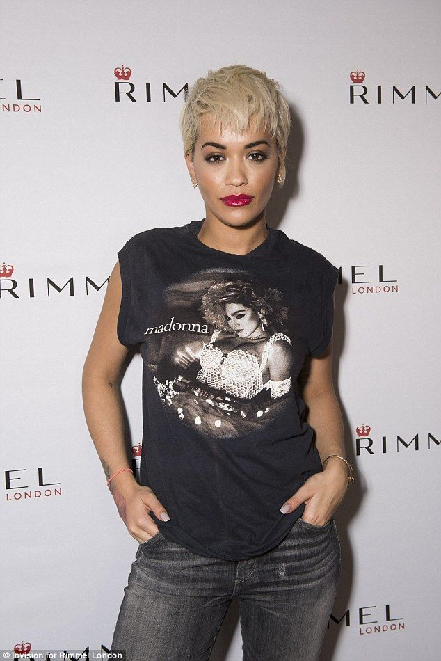 Fashionista: Not afraid to take risks when it comes to her style, the 24-year-old singer m...