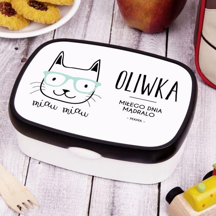 Pudełko na śniadanie MĄDRALA