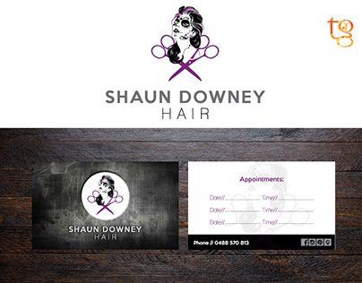 "Check out new work on my @Behance portfolio: ""Shaun Downey Hair Identity"" http://on.be.net/1M9YG86"