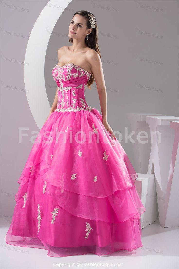 85 best dresses for the girls images on Pinterest | Abendkleid ...