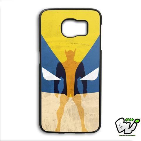 Wolverine Cartoon Samsung Galaxy S6 Edge Plus Case