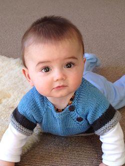 Jumpstar Top baby knitwear