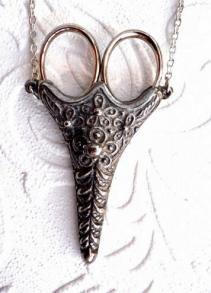 Rococco Chatelaine 2 3/4 inch