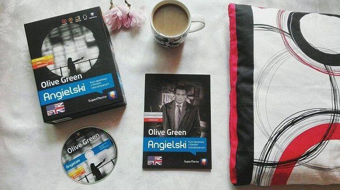 Kurs Olive Green - nauka języka angielskiego