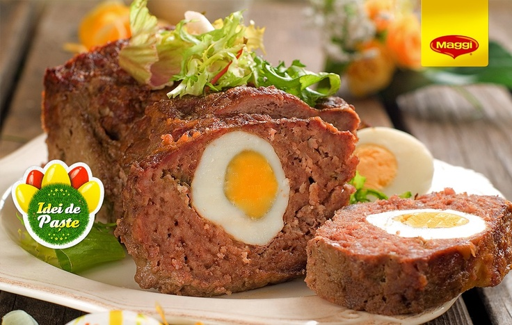 Take the chance to reinvent the classic Easter meals //  Tu cum ai reinventa clasicul drob de Paste? -> https://www.facebook.com/MAGGI.Romania