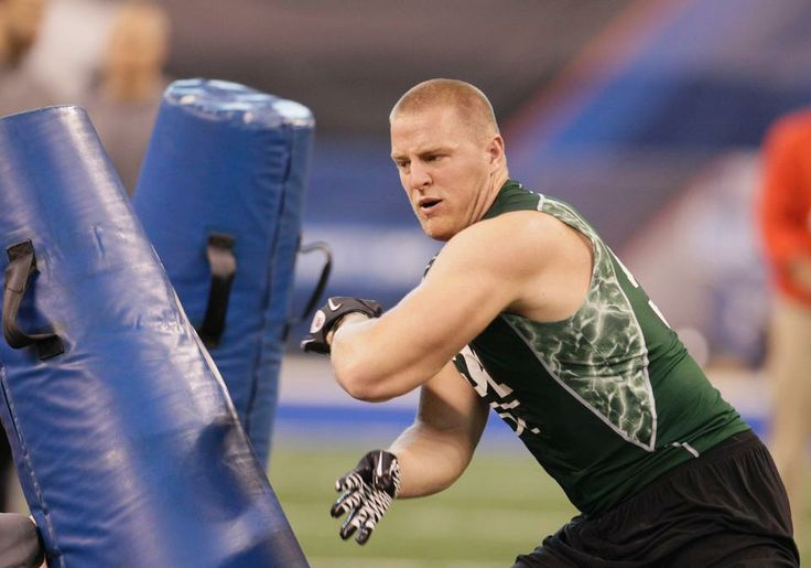 Throwback Thursday: DE J.J. Watt