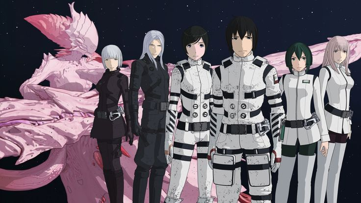 Knights of Sidonia,anime,wallpaper,  http://www.animereaper.com/2015/11/06/netflix-could-produce-more-anime-in-the-future/897/knights-of-sidonia
