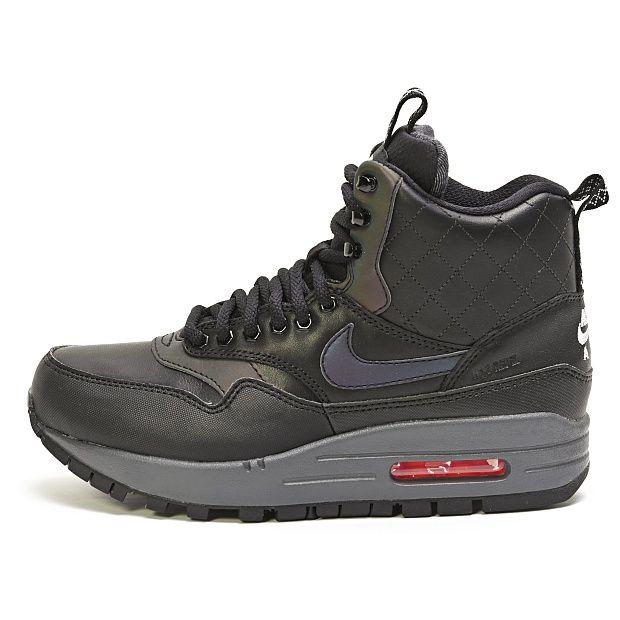 Кроссовки высокие AIR MAX 1 MID SNKRBT RFLCT Nike () в Сети фирменных магазинов Street Beat. Доставка во все регионы России!