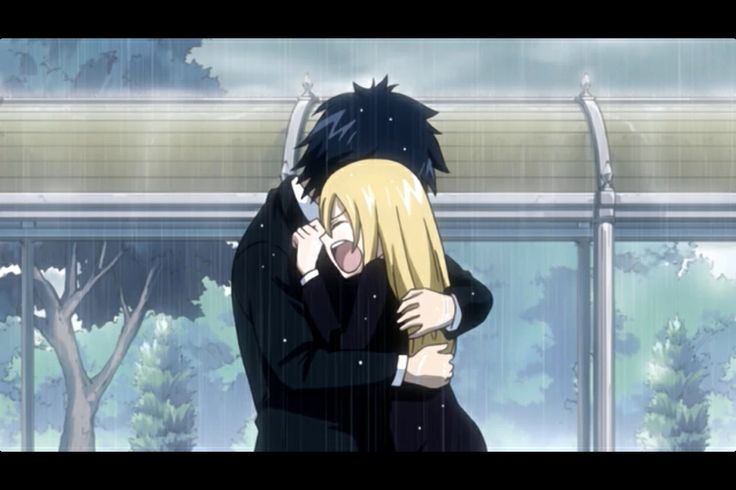 """Please Hiro Mashima, ship Graylu not Gruvia"""