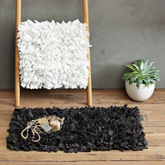 Best Looking For A Bath Mat Images On Pinterest Bath Mats - Fluffy bathroom rugs for bathroom decorating ideas