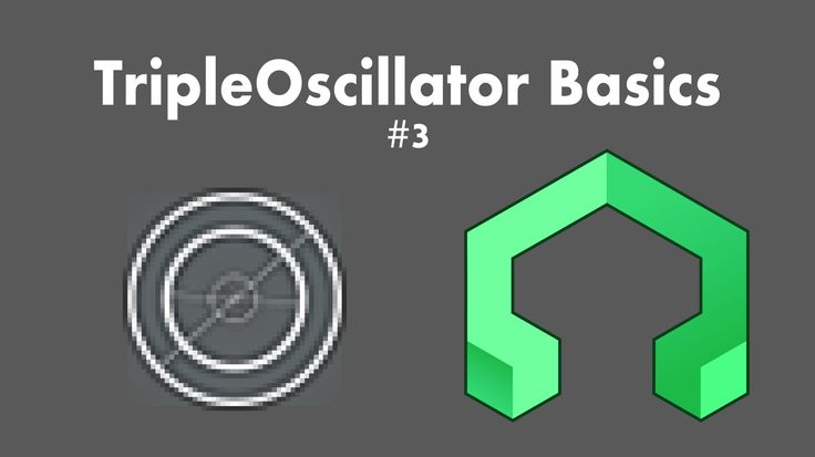 This tutorial teaches the basics of how to use the TripleOscillator Instrument Plugin in LMMS, a free DAW.