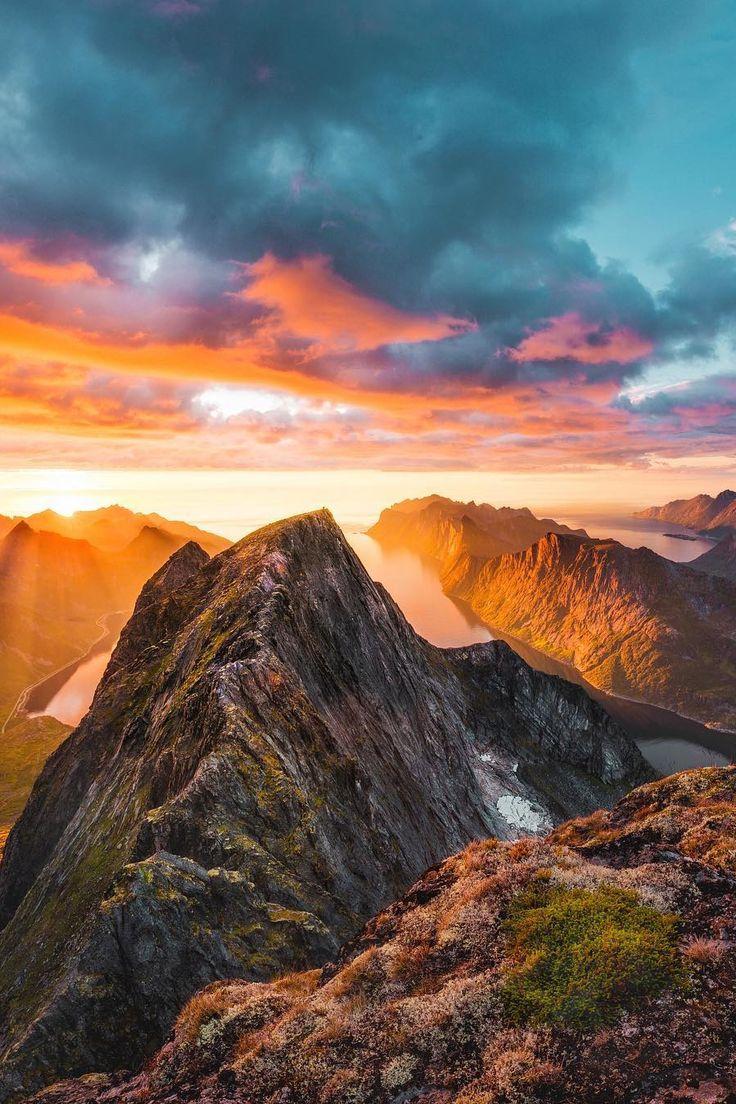 """lsleofskye: """"Senja, Norway """""""