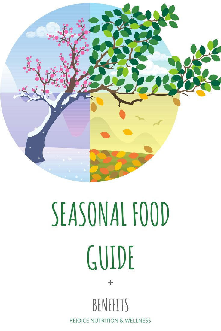 Eating seasonally is a great way for you to eat foods that are at their peek nutritional time, while saving money