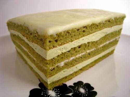 Opera Cream Cake Filling Recipe