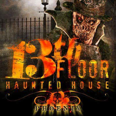17 best images about 13th floor haunted house phoenix on for 13th floor legend