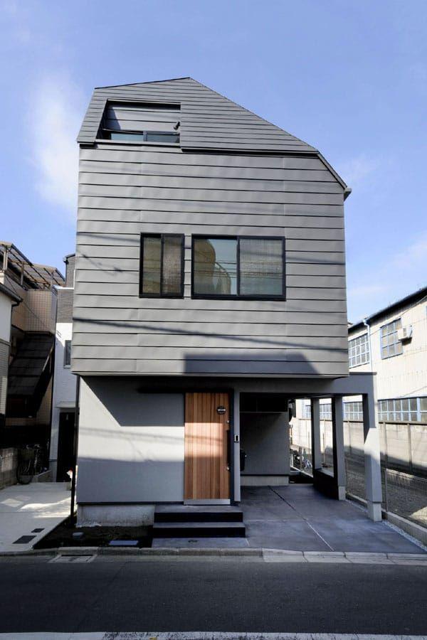좁아도 편안하고 넓어 보이는 약 9평의 협소주택 인테리어 (출처 MIYI KIM)