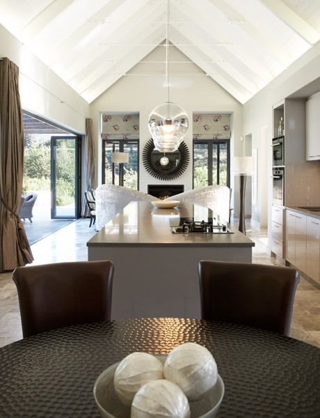 Simon mccullagh architects cape barn style architecture - Architectural home designs in south africa ...